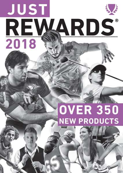 Just Rewards Catalogue 2018