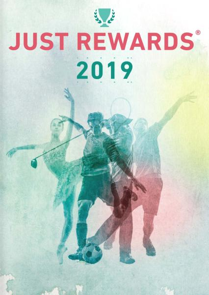 Just Rewards Catalogue 2019