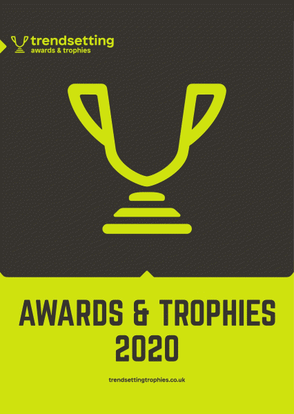 Trendsetting Awards & Trophies Catalogue 2020
