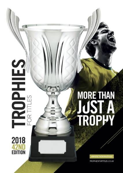 Trophies For Titles Catalogue 2018