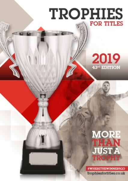 Trophies For Titles Catalogue 2019
