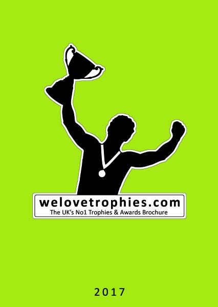 We Love Trophies Catalogue